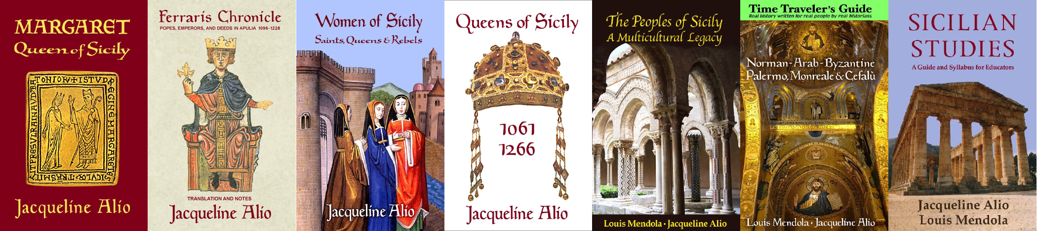 Jackie's books on Amazon.
